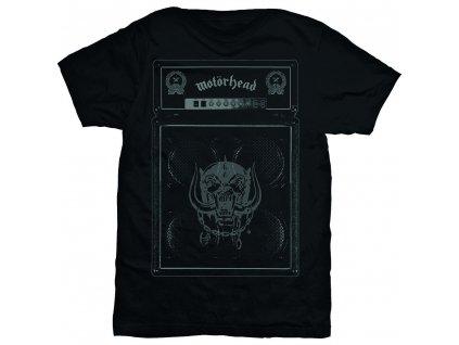 Pánske tričko Motörhead Amp Stack (Veľkosť XXL)