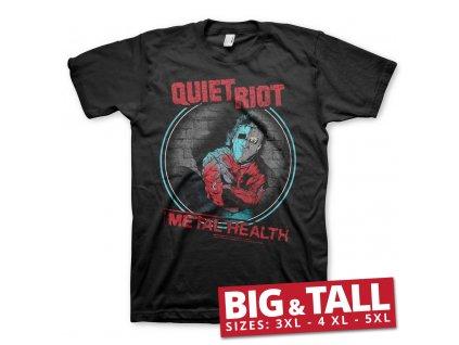 Quiet Riot - Metal Health Big & Tall T-Shirt