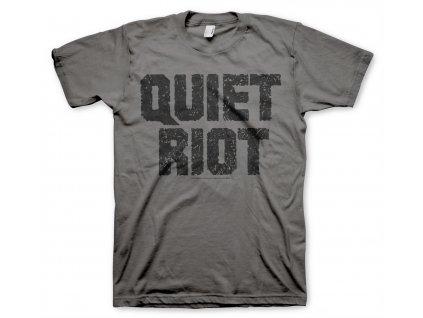 Pánske tričko Quiet Riot Logo