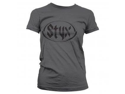 Dámske tričko Styx Logo