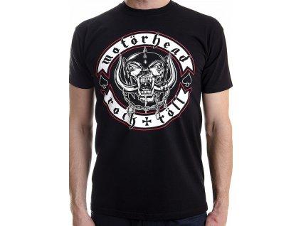 Pánske tričko Motörhead Biker Badge (Veľkosť XXL)