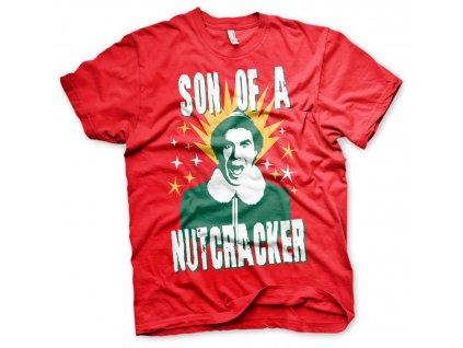 Pánske tričko ELF Son Of A Nutcracker