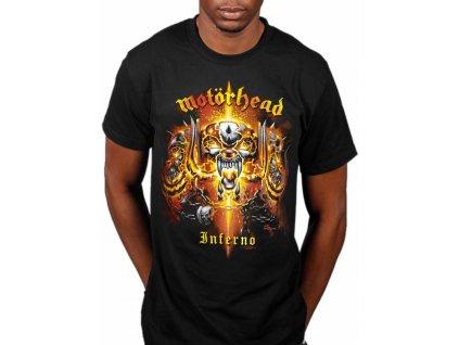 Pánske tričko Motörhead Inferno (Veľkosť XXL)