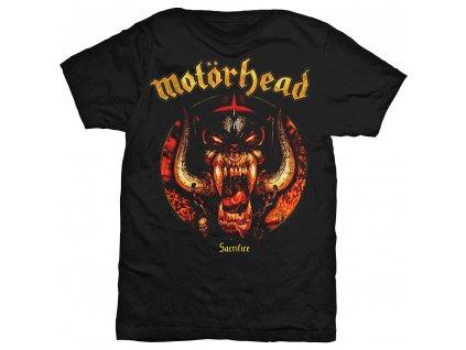 Tričko Motörhead SACRIFICE (Veľkosť XXL)