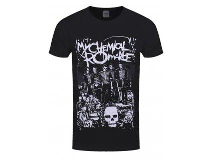 Pánske tričko My Chemical Romance DEAD PARADE