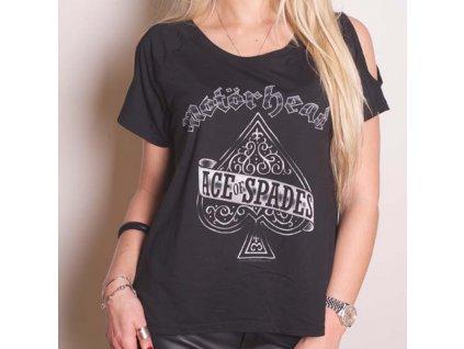 Dámske Tričko Motörhead Ace of Spades (Veľkosť XL)