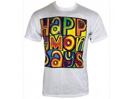 Pánske tričko Happy Mondays (Veľkosť XXL)