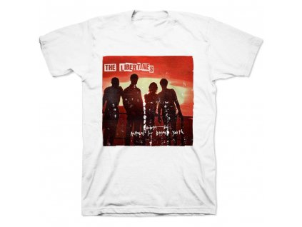 Pánske tričko The Libertines Anthems for Doomed Youth (Veľkosť XXL)