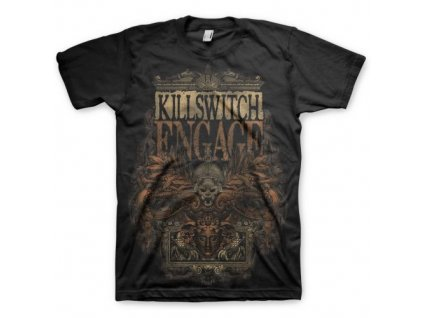 Pánske tričko Killswitch Engage (Veľkosť XXL)
