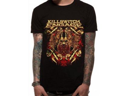 Pánske tričko Killswitch Engage Bio War (Veľkosť XXL)