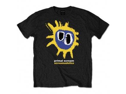 Pánske tričko Primal Scream (Veľkosť XXL)