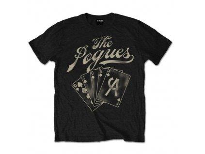 Pánske tričko The Pogues (Veľkosť XXL)