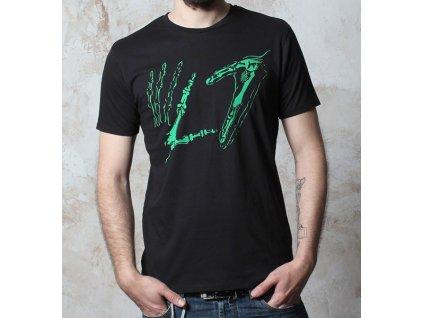 Pánske tričko L7 (Veľkosť XXL)