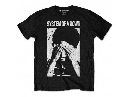 Tričko System of a Down (Veľkosť XXL)
