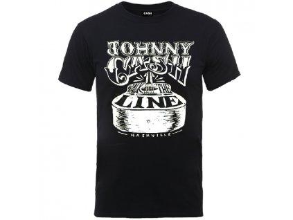 Pánske tričko JOHNNY CASH WALK THE LINE