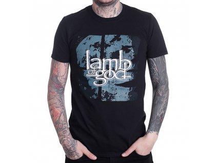 Pánske tričko Lamb of God THE DUKE