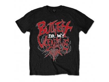 Pánske tričko Bullet for my Valentine Doom (Veľkosť XXL)