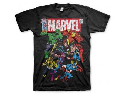 Pánske tričko Marvel Team
