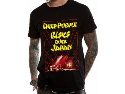 Pánske tričko Deep Purple Hush Japan