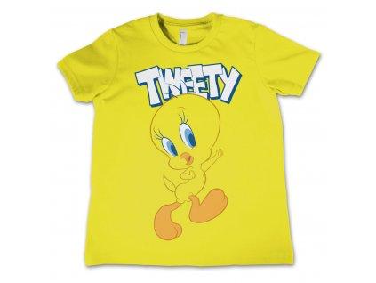 Detské tričko LOONEY TUNES TWEETY