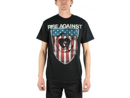 Pánske tričko Rise Against (Veľkosť XXL)