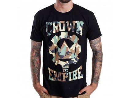 Tričko Crown the Empire (Veľkosť XL)