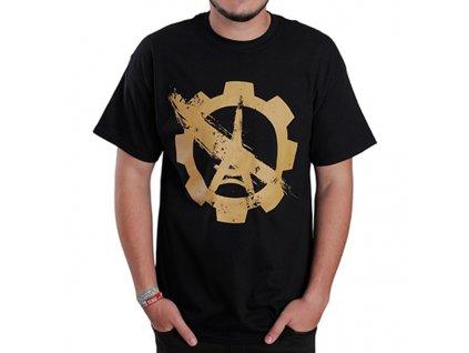 Pánske tričko Crown the Empire (Veľkosť XL)