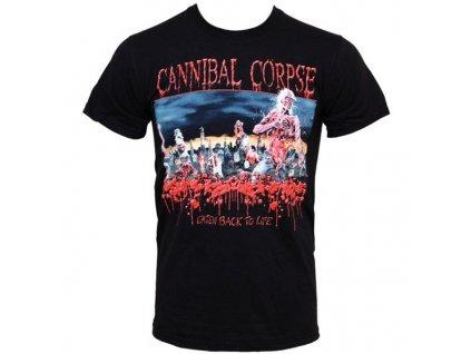 Pánske tričko Cannibal Corpse Back To Life (Veľkosť XXL)