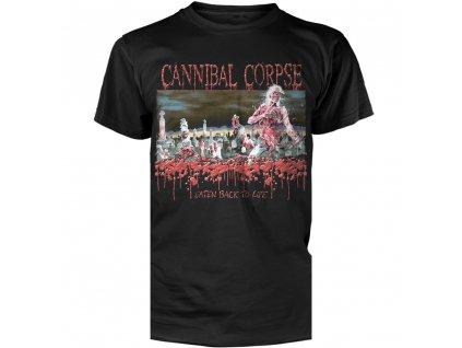 Pánske tričko Cannibal Corpse Eaten Back To Life (Veľkosť XL)