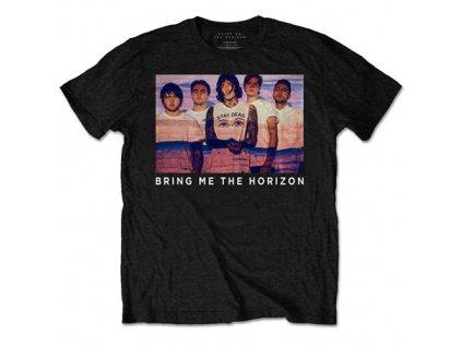 Pánske tričko Bring Me The Horizon (Veľkosť XXL)