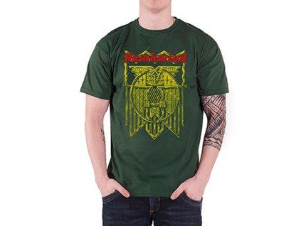 Pánske tričko Hawkwind Classic (Veľkosť XXL)