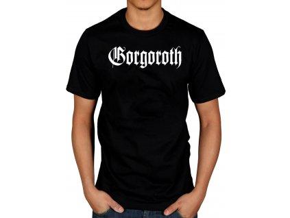 Pánske tričko Gorgoroth (Veľkosť XL)