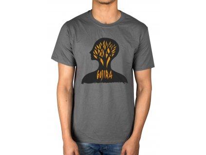 Pánske tričko Gojira HEADCASE (Veľkosť XXL)