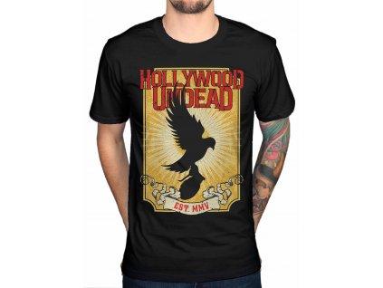 Tričko Hollywood Undead (Veľkosť XL)
