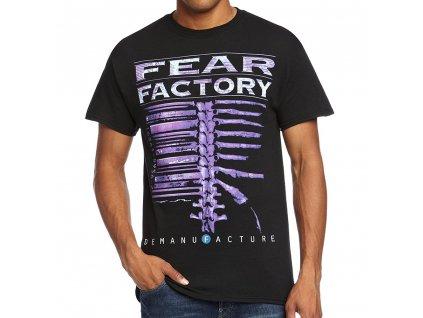 Pánske tričko Fear Factory (Veľkosť XXXL)