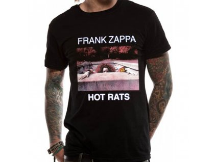 Pánske tričko Frank Zappa (Veľkosť XXL)