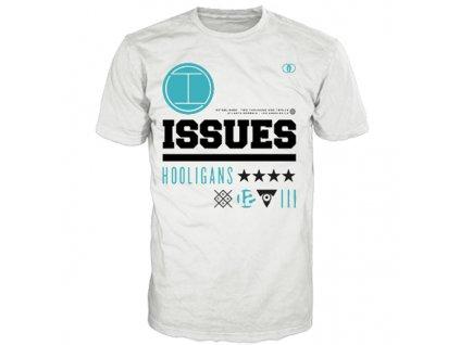 Pánske tričko Issues Hooligans (Veľkosť XXL)