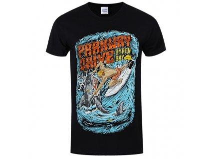 Pánske tričko Parkway Drive Byron Bay (Veľkosť XXL)
