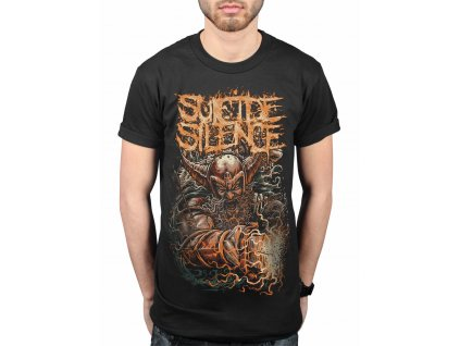 Tričko Suicide Silence (Veľkosť XL)