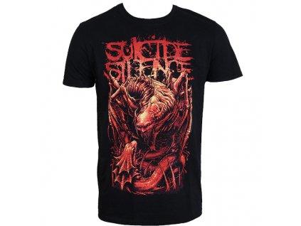 Pánske tričko Suicide Silence (Veľkosť S)