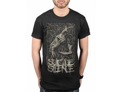 Pánske tričko Suicide Silence Death Tales (Veľkosť XL)