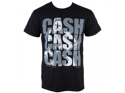 Tričko Johnny Cash (Veľkosť XXL)
