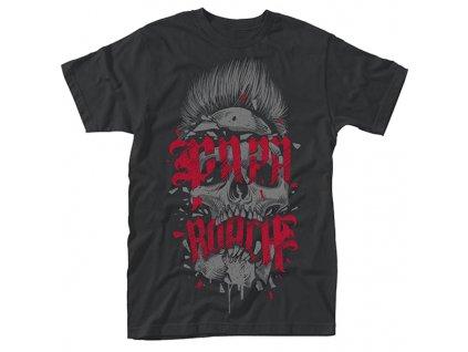 Pánske tričko Papa Roach CRANK SKULL (Veľkosť XXL)