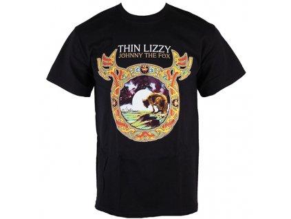 Pánske tričko Thin Lizzy JOHNNY THE FOX (Veľkosť XXL)