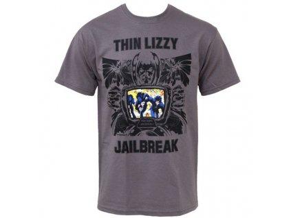 Pánske tričko Thin Lizzy Jailbreak (Veľkosť XXL)