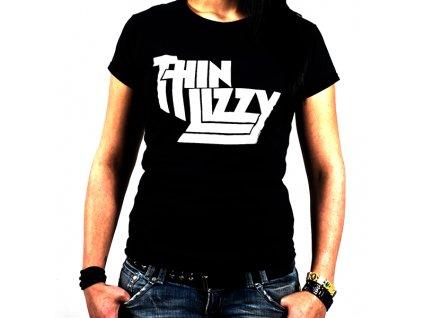 Dámske tričko Thin Lizzy (Veľkosť XL)