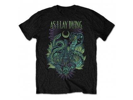 Pánske tričko As I Lay Dying (Veľkosť XXL)