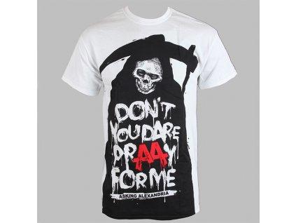 Pánske tričko Asking Alexandria AFTERLIFE (Veľkosť XXL)