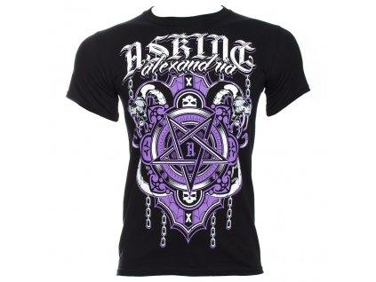 Pánske tričko Asking Alexandria DEMONIC (Veľkosť XL)