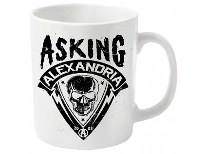Hrnček Asking Alexandria SKULL SHIELD